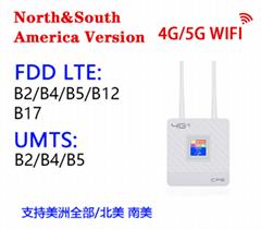 CPF903 portable 4G CPE Wireless WIFI router