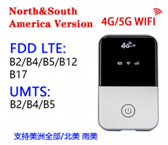 MF925 4G High Speed Mobile Wireless Wifi Rout