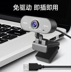 W16 Full HD 1080p Web Camera