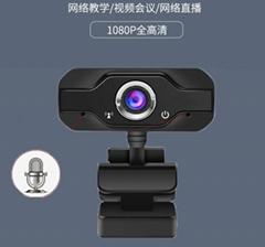 W13 HD 1080P Web Camera