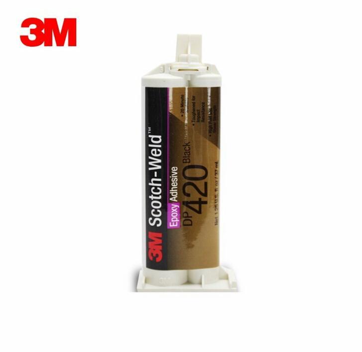 供應3M DP420用於高爾夫球桿自行車架的柔性環氧樹脂膠粘劑 1