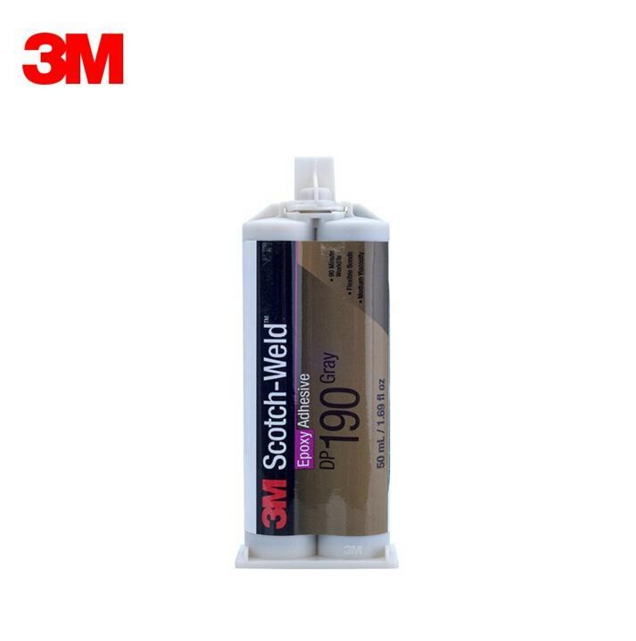 供应3M DP420用于高尔夫球杆自行车架的柔性环氧树脂胶粘剂 5