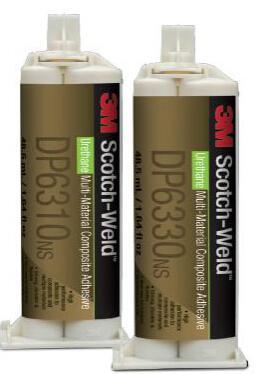 3M DP6310NS/6330NS粘結碳纖維復合材料聚氨酯結構膠 2