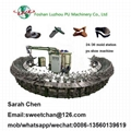 Military boots worker shoes pu shoe