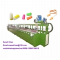 Pu ear plug foaming making machine