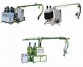 PU polyurethane High pressure foaming machine 4