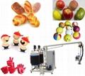 聚氨酯PU玩具发泡生产线 2