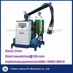 slow rebound pu toys making machine stress ball foam production machinery