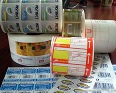 不干膠貼-大連印刷廠-專業印刷不干膠標籤
