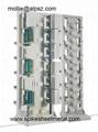 A series optical fiber main distribution frames 1