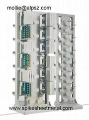 A series optical fiber main distribution frames