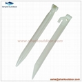 High quality glow in the dark tent peg