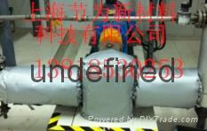 可拆卸齿轮泵保温套 1