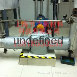 可拆卸齿轮泵保温套 3