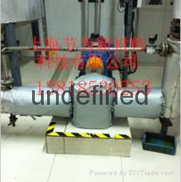 可拆卸齒輪泵保溫套 5