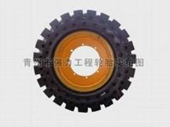 叉车轮胎生产厂家供应批发