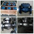 ANSI 125/150LB swing check valve