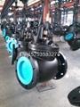 ANSI 125/150LB globe valve 2