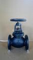 ANSI 125/150LB globe valve 4