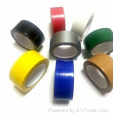 adhesive colorful cloth tape duck cloth tape  cloth duct tape