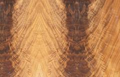桃花芯树杈染色木皮