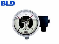 北京布萊迪BLD 防爆感應式電接點壓力表