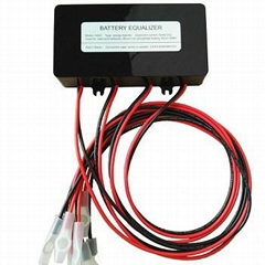 Waterproof battery equalizer balancer in series or in parallel for lifepo4 all k