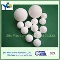 High alumina inert ceramic ball 1