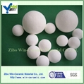High alumina inert ceramic ball 5