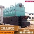 河南志通生物质锅炉