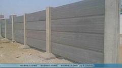 黑龍江裝配式水泥圍牆