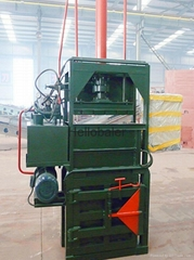 Hydraulic Press Vertical Scrap Baler for Waste Recycling
