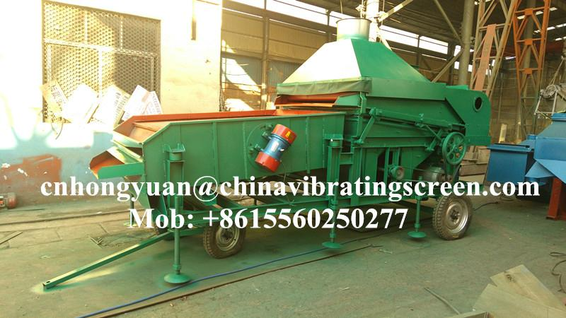 Manufacturer of Sifting Machine grape seeds Cleaning Machine 5