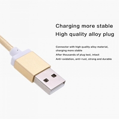 1.5M Micro USB Sync Date Cable Charging