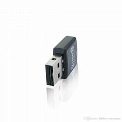 Mini 300M USB2.0 RTL8192EU chipset WiFi Wireless Network Card Adapter 802.n g b