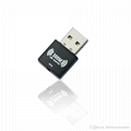 Mini 300M USB2.0 RTL8192EU chipset WiFi Wireless Network Card Adapter 802.n g b  2