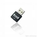 Mini 300M USB2.0 RTL8192EU chipset WiFi Wireless Network Card Adapter 802.n g b  2