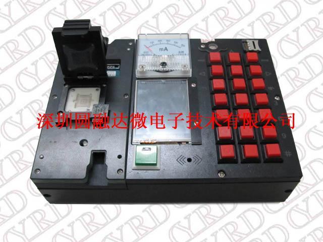供应MT6795-POP测试座BGA测试座手机CPU 1
