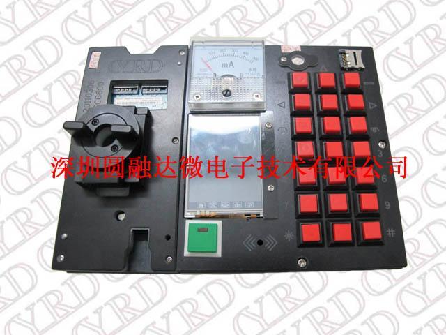供应MT6797测试架BGA测试架手机CPU测试座 2