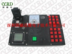 供应MT6755测试架手机CPU测试座