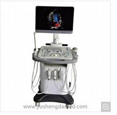 4D Color Doppler Diagnos