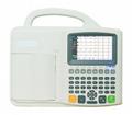 Six Channel Digital Portable ECG Machine CE Approved ECG-E601c