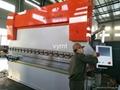 CNC bending machine for metal sheet