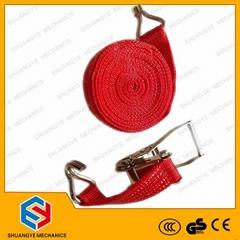 Cargo Lashing Belt/ Ratc