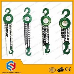 HSZ-A Round Hand Chain Block