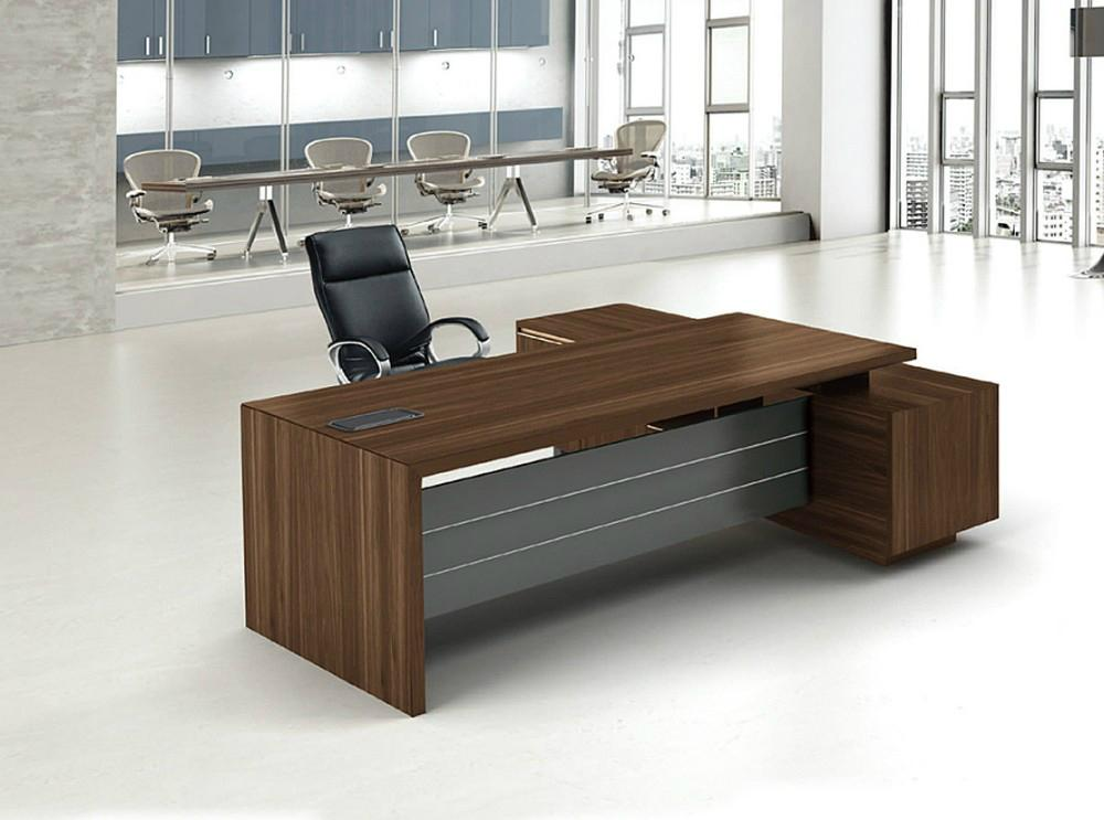Modern Wooden Executive Office Table Design Office Furniture 1 ...