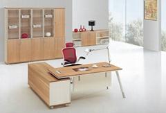 L Shaped Corner Office Computer Desk