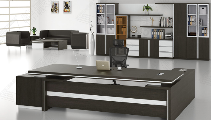 Delicieux ... Modern Office Furniture Set Office Counter Table Design 3 ...