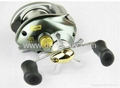 6.2:1 Fishing Cast Reel