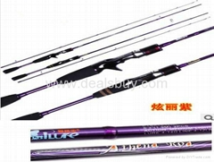 Lure Fishing Rod Casting